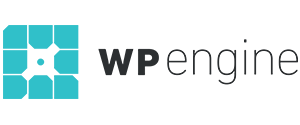 logo wpengine from shareasale