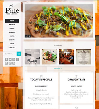 The Pine Restaurant