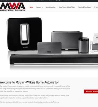 McGinn-Wilkins Home Automation